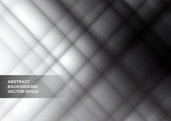Abstract background with gray gradients. Element for your design.