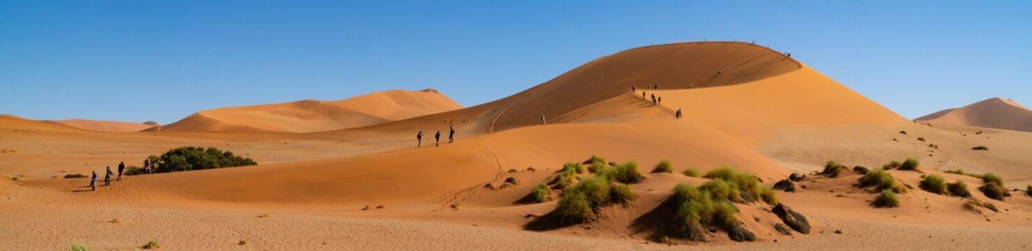 Sossusvlei Namib Namibia