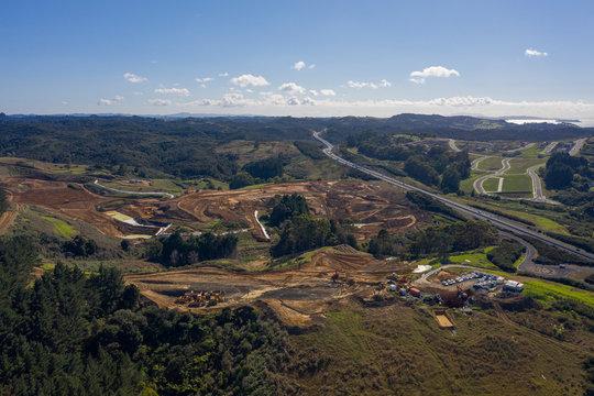 Infrastructure for new housing development