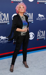 54th Academy of Country Music Awards – Arrivals – Las Vegas, Nevada, U.S., April 7, 2019 – Tanya Tucker