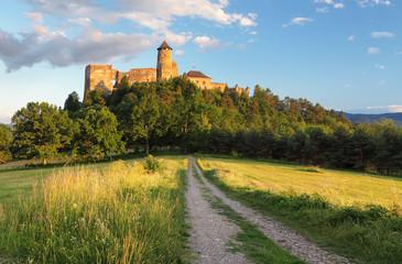 Slovakia castle, Stara Lubovna