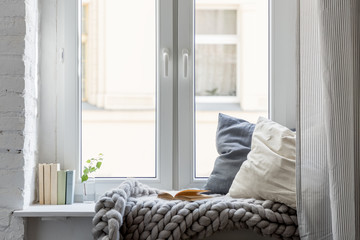 Obraz Cozy leisure area - fototapety do salonu