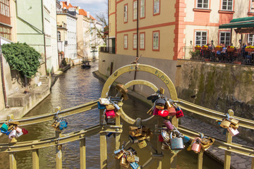 lock your love place in Prague