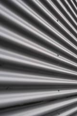Corrugated galvanised iron