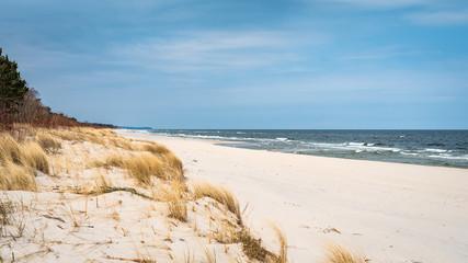 Półwysep Helski- Hel plaża