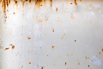 Wall Mural - Black and white grunge urban texture with copy space. Abstract surface dust and rough dirty wall background or wallpaper with empty template for all design. Distress or dirt and damage effect concept