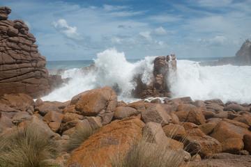 Pinnacles at Philip Island, Victoria, Australia