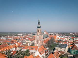 Luftaufnahme Greifswald