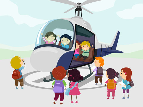 Helicopter Cartoon Photos Royalty Free Images Graphics Vectors Videos Adobe Stock