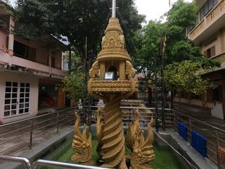 チャトランサイ寺院、ホーチミン、ベトナム