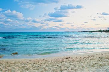Image of breathtaking Landa beach in Agia Napa