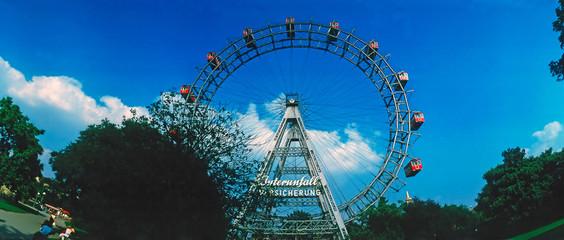 Ferris Wheel in Prater, Vienna