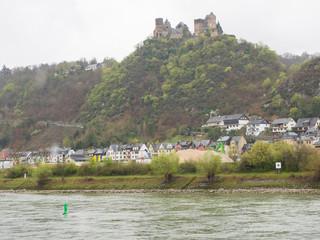Kreuzfahrt auf dem romantischen Rhein