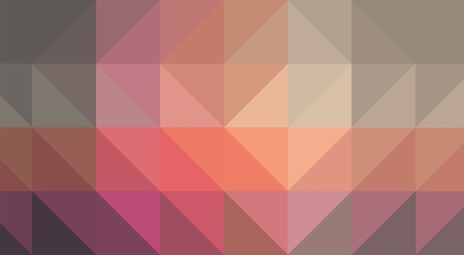 Geometric colorful shades abstract texture background, Illustration