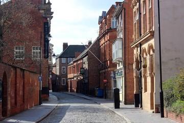High Street, Kingston upon Hull, looking south.