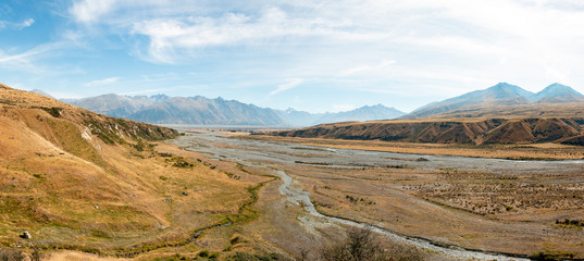 Hakatere Conservation Park, Canterbury, New Zealand