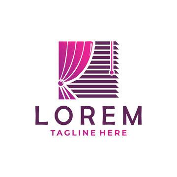 curtain logo icon