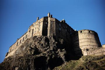 Edinburgh Castle Wall mural