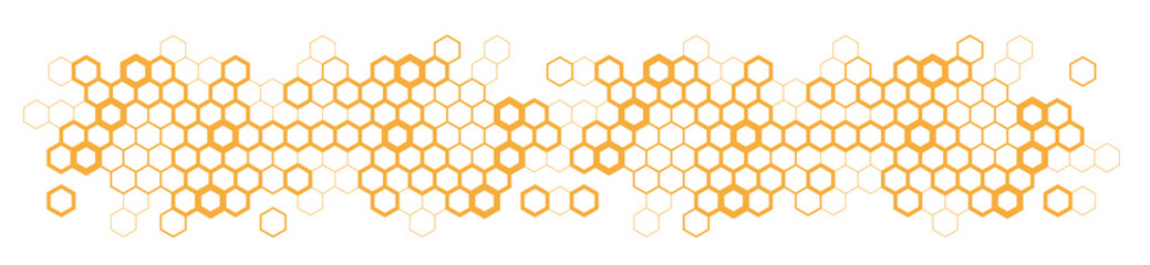 Hexagons / honeycomb