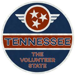 tennessee: the volunteer state | digital badge