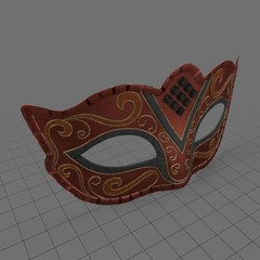 Carnival mask 2