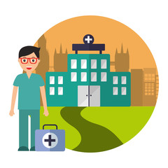 doctor staff hospital