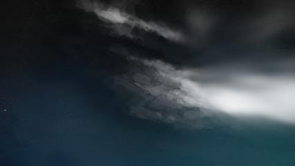 Sky Cloud Atmosphere Background