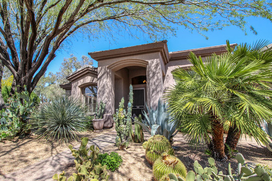 Phoenix Arizona southwest style home