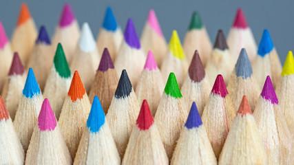 Brilliante Farben - Farbtöne - bunte Vielfalt
