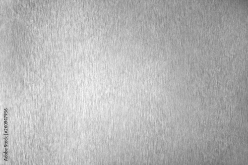 Silver Metal Shiny Empty Surface Monochrome Shining Metallic Background Brushed Black And White Iron Sheet Backdrop Close Up Smooth Light Gray Steel