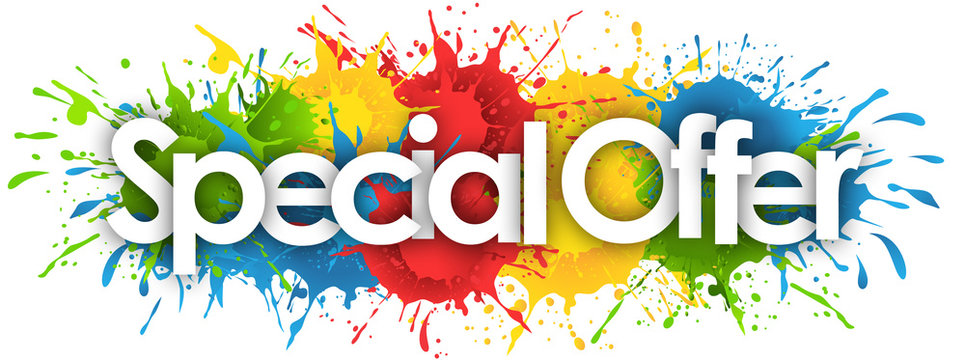 Special Offer Photos Royalty Free Images Graphics Vectors Videos Adobe Stock