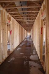 Hallway Framing