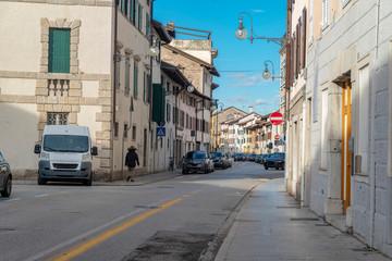 Udine in Italy