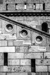 Architecture close-up