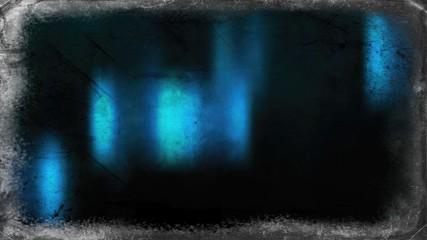 Photo sur Toile Les Textures Black and Blue Textured Background