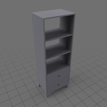 Single storage unit