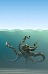 Ocean Monster