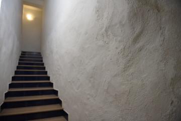 scala con gradini ripidi
