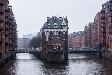 Elbphilharmonie Hamburg Deutschland Skyline Hafen City