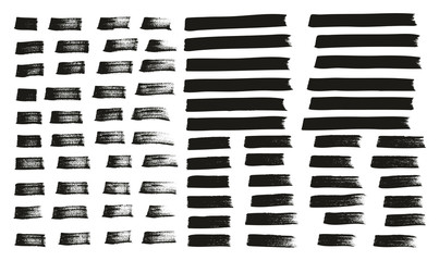 Tagging Marker Medium Lines High Detail Abstract Vector Background Set 110
