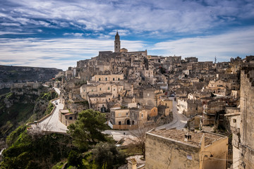 Matera, Italy - European Capital of Culture For 2019