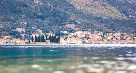 Island of Saint George, Kotor Bay, Montenegro