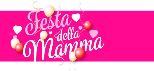 Obraz Festa della Mamma - fototapety do salonu