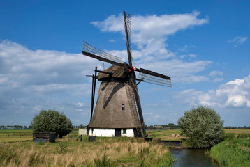 Poster Molens Oude Doornse mill