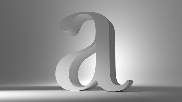 letter (a) 01