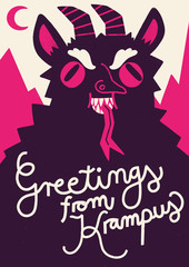 Holiday Greetings from Krampus