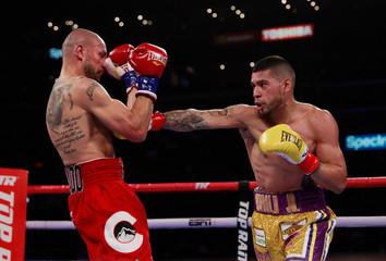 Boxing - Arnold Barboza Jr v Mike Alvarado