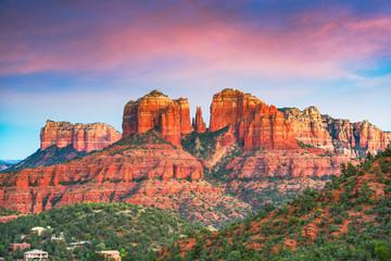Fototapete - Sedona, Arizona, USA at Red Rock State Park
