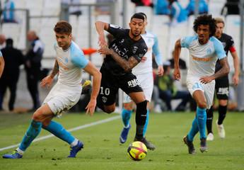 Ligue 1 - Olympique de Marseille vs Nimes Olympique