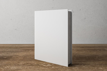 Stack of white book